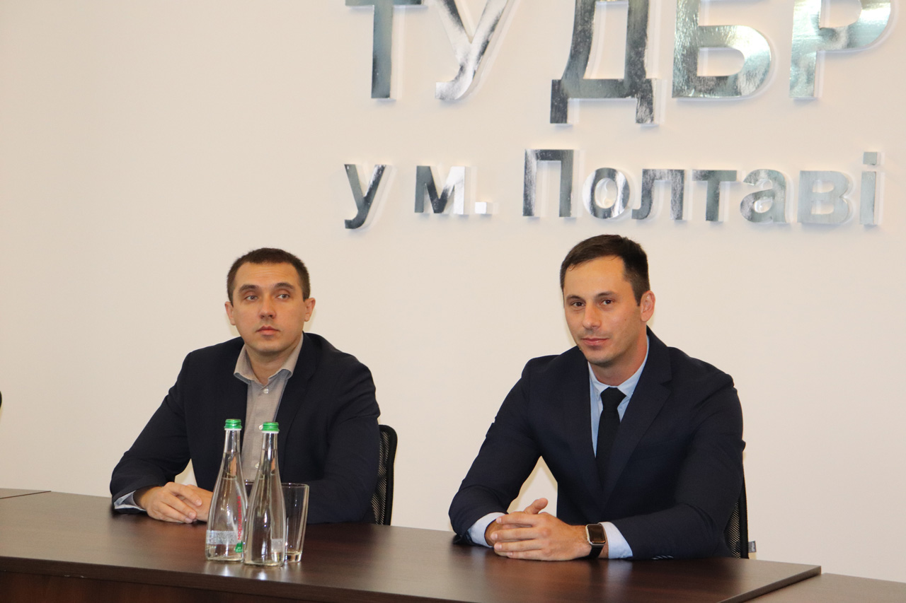 Олександр Соколов  та Денис Маньковський
