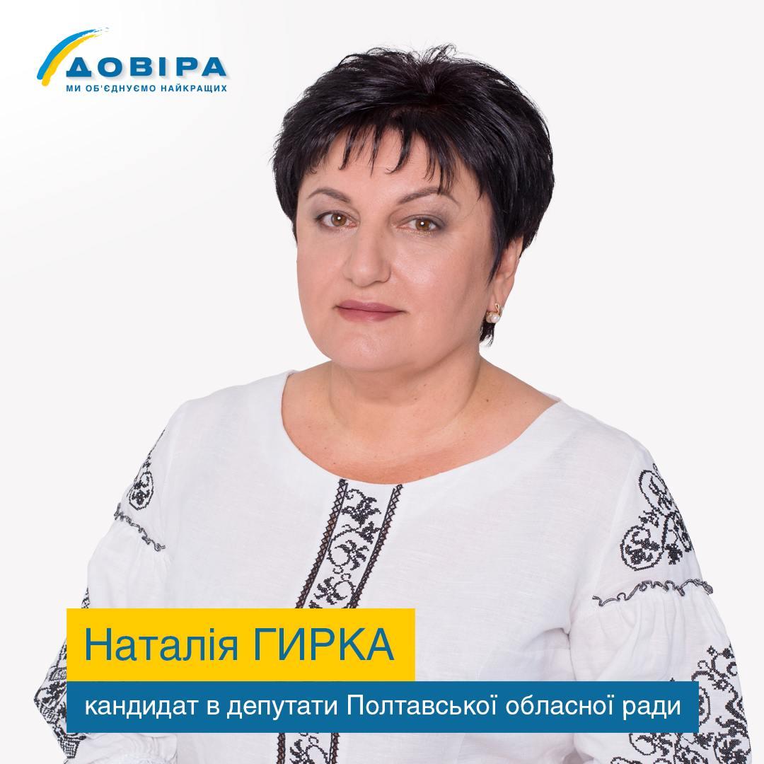 Наталія Гирка