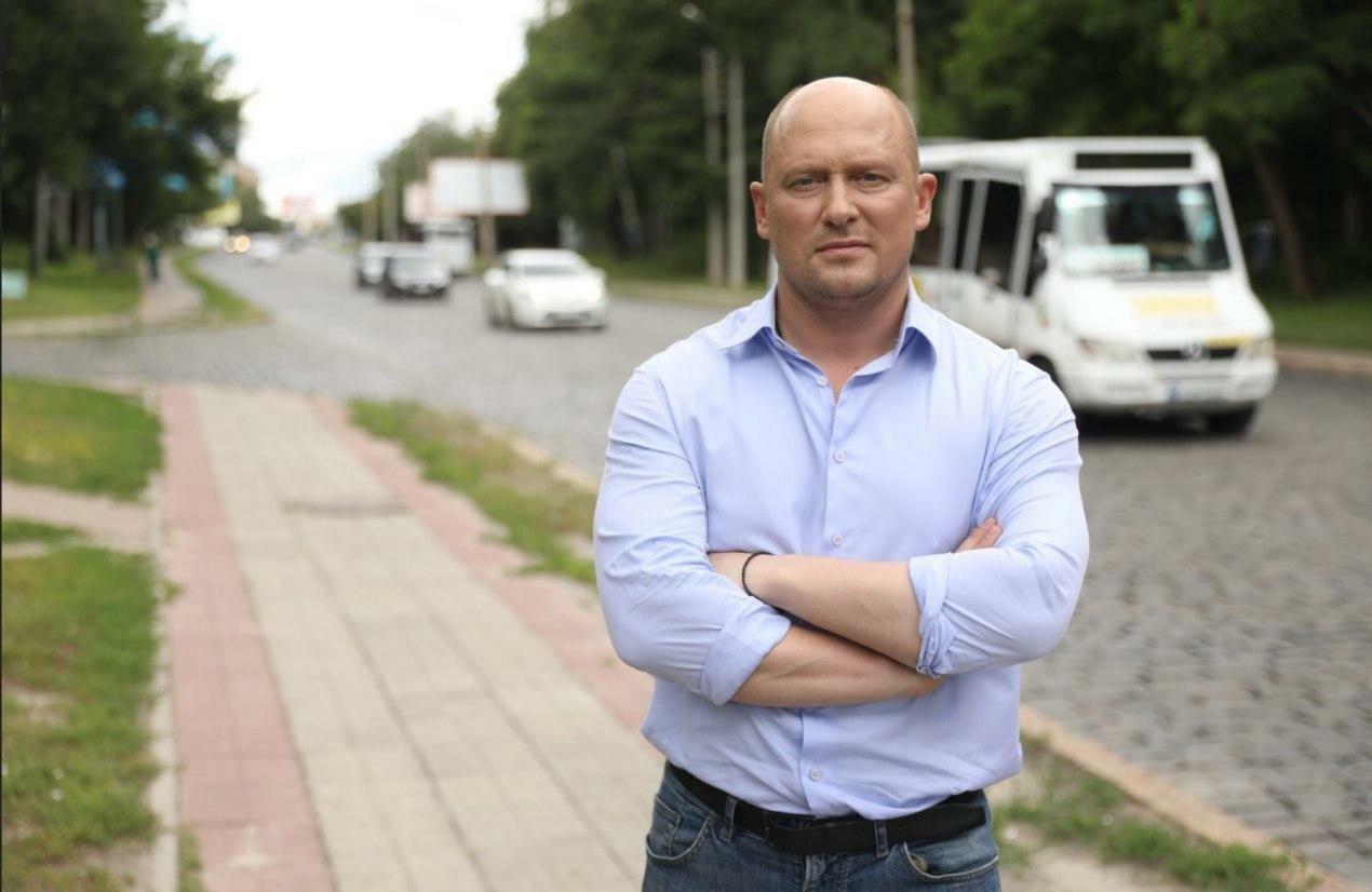 Лідер Партії Простих Людей Сергій Каплін