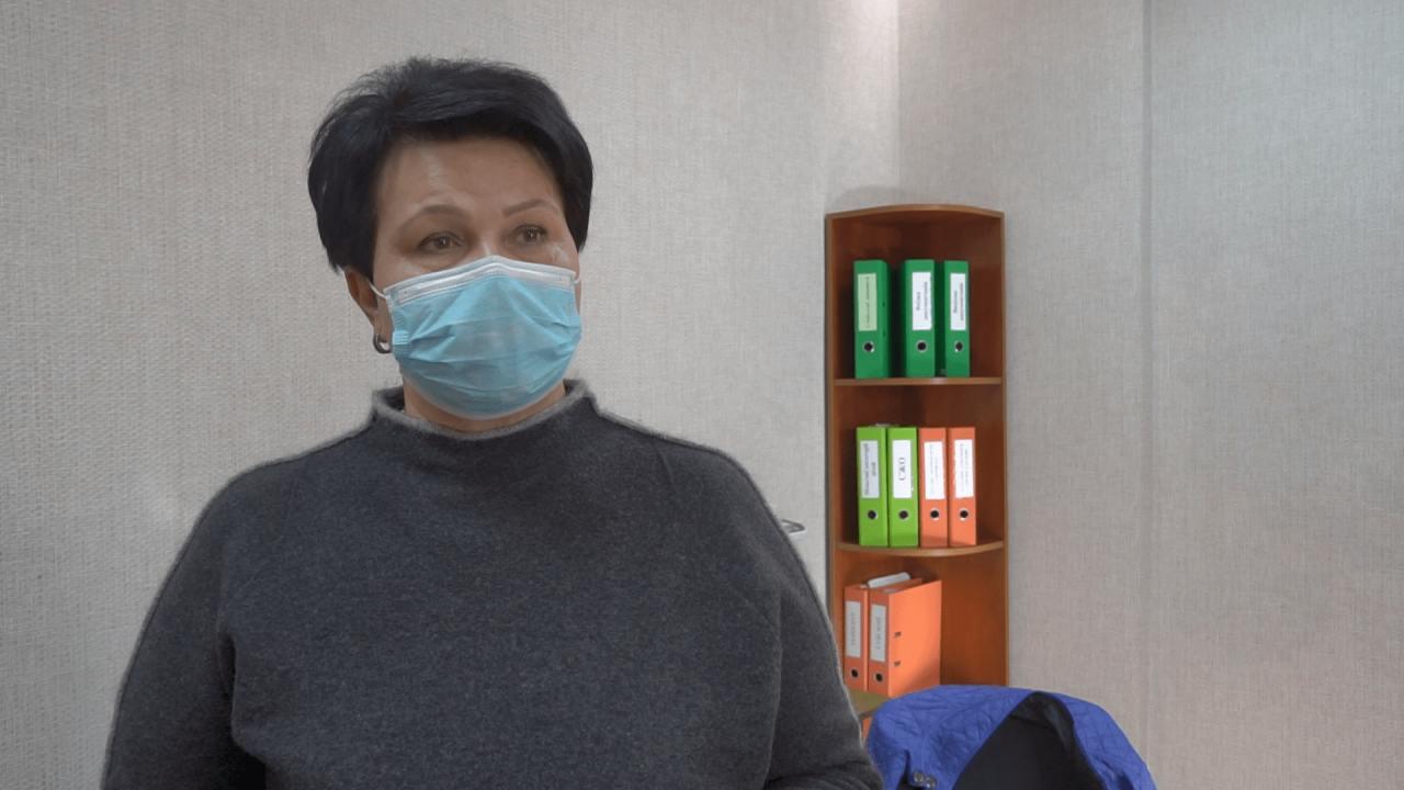Директорка Департаменту соціального захисту Полтавської ОДА Людмила Корнієнко