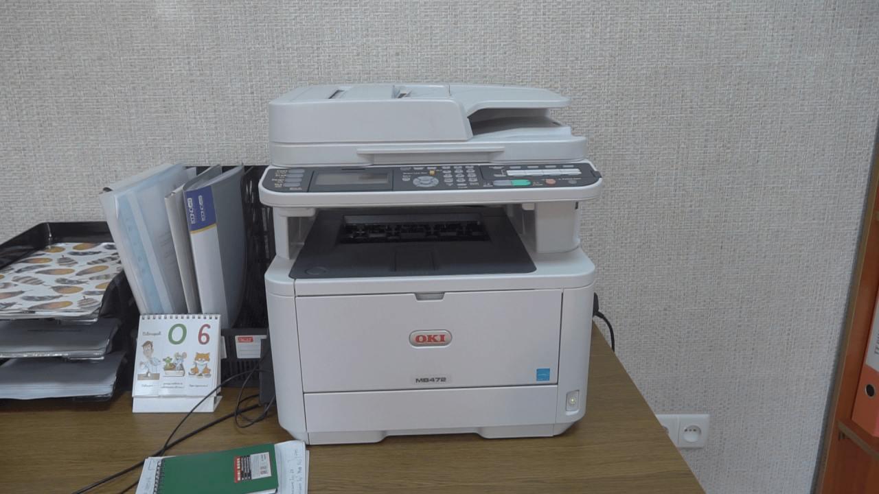 Для кабінету закупили сучасну техніку