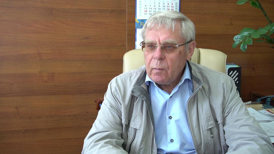 Директор ДП ДГ «Степне» Петро Сокирко