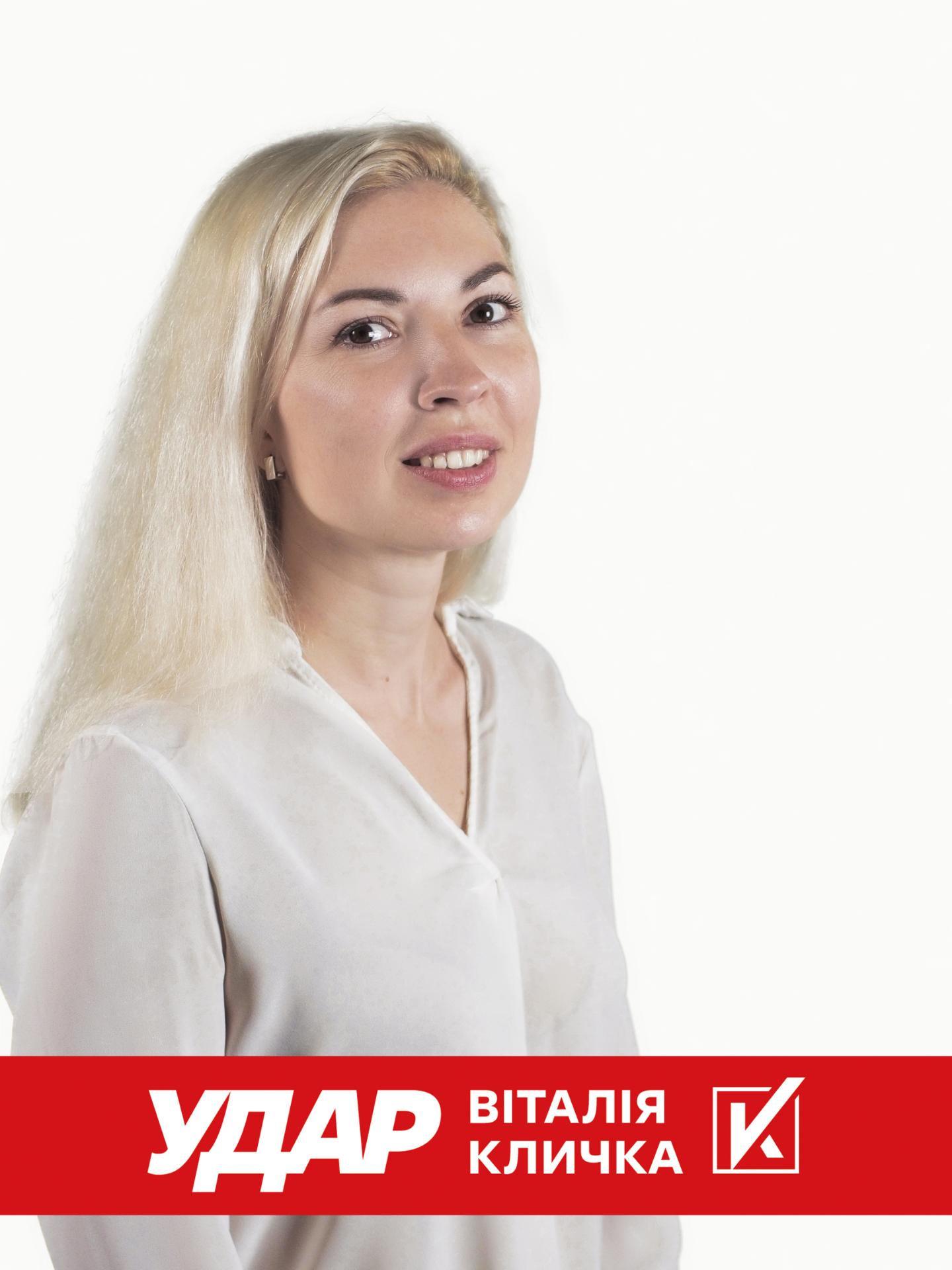 Койло Наталія Геннадіївна