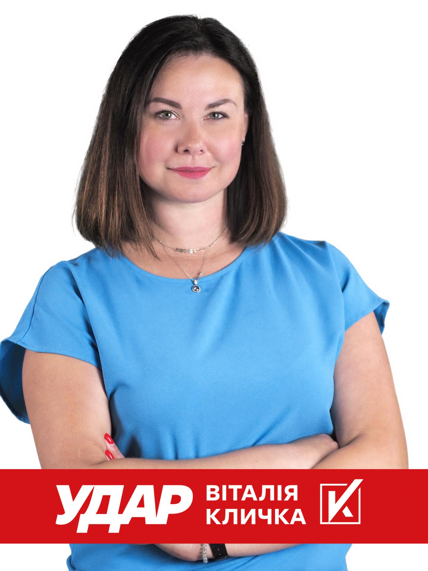 Мацюцька Ірина Євгенівна