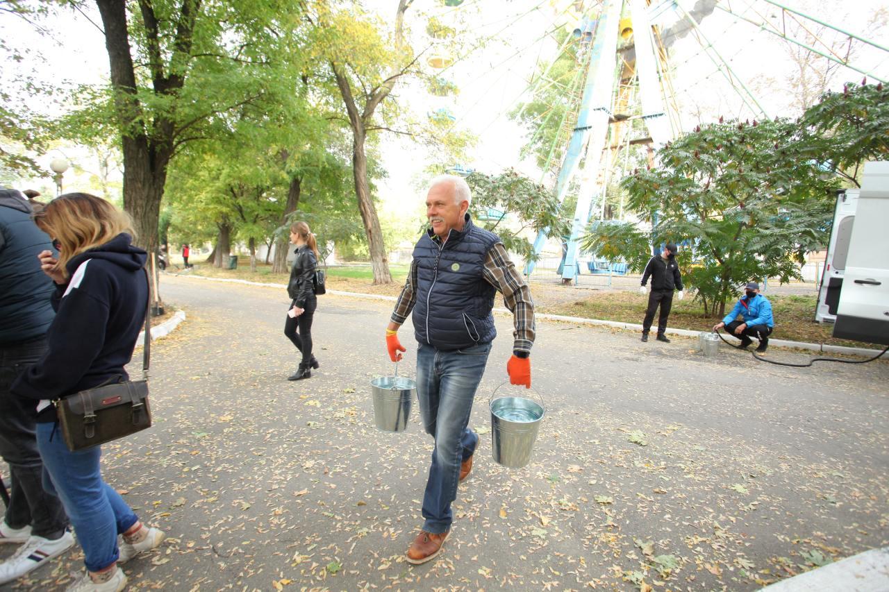 Сергій Іващенко — кандидат на посаду міського голови Полтави від партії «Слуга Народу»
