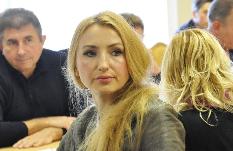 Ірина Степаненко