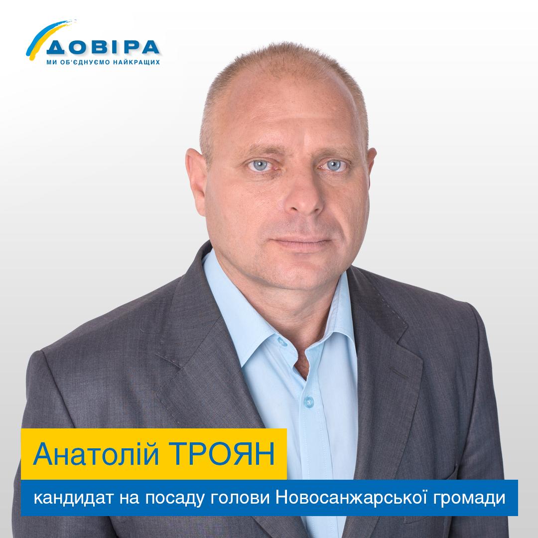 Анатолій Троян