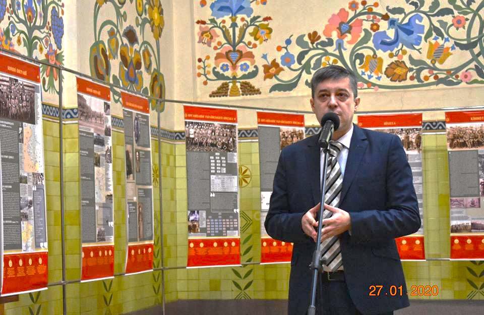 Олег Пустовгар