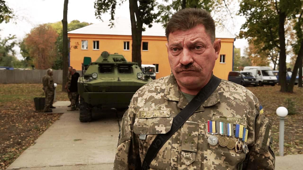 Кандидат на посаду голови Терешківської ОТГ Віталій Турпітько