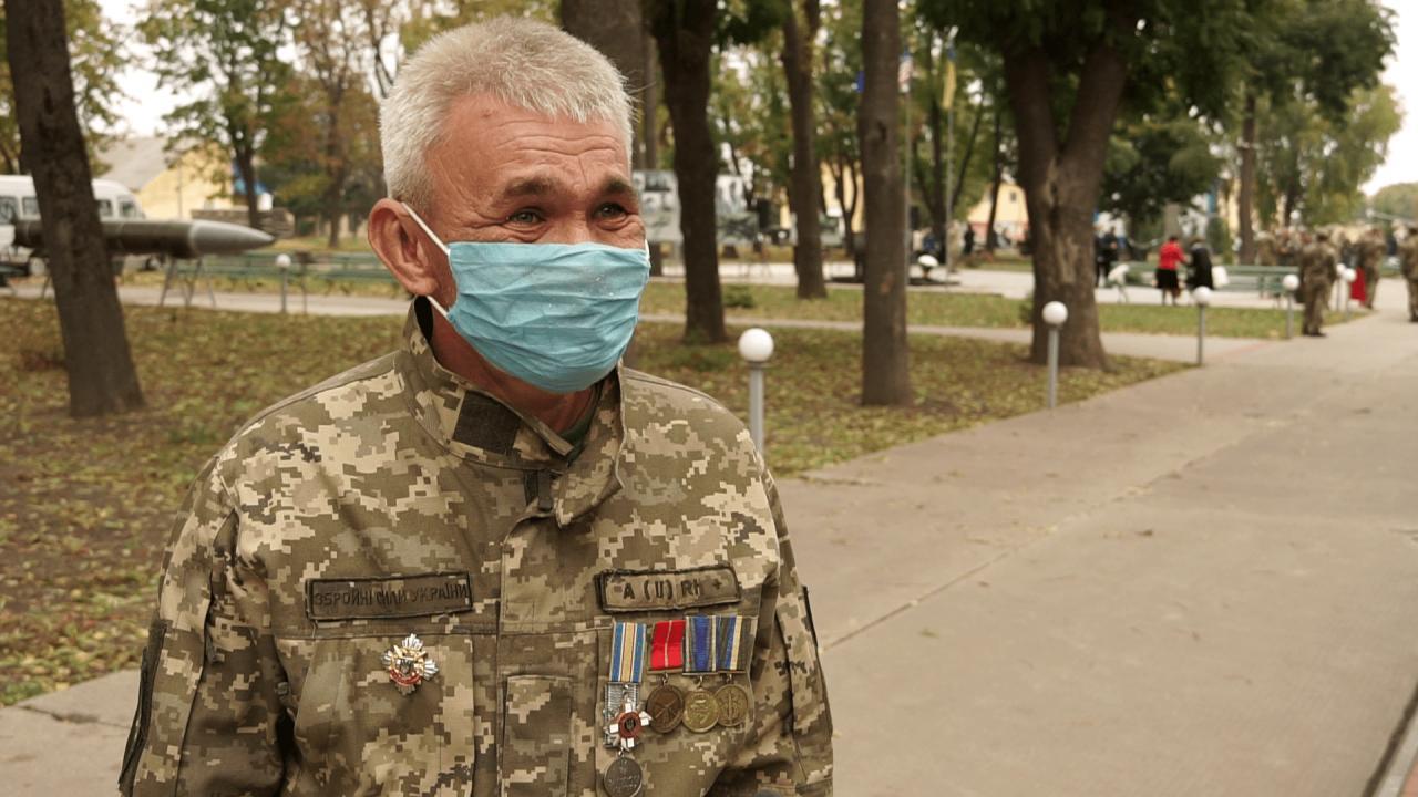 Противотанкіст 72-ї окремої механізованої бригади Андрій Глушко