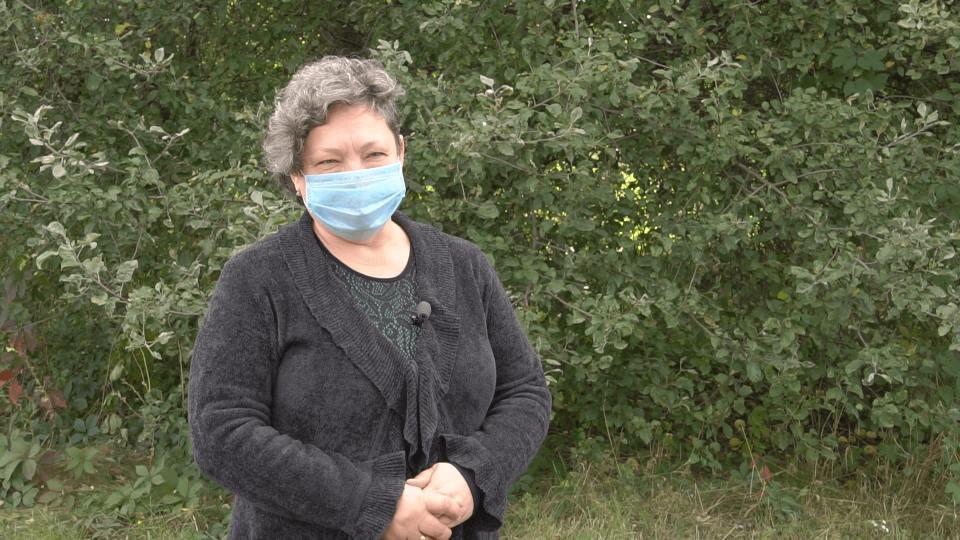 Фахівчиня з корпоративного партнерства агрофірми «Добробут» Наталія Левонтівцева