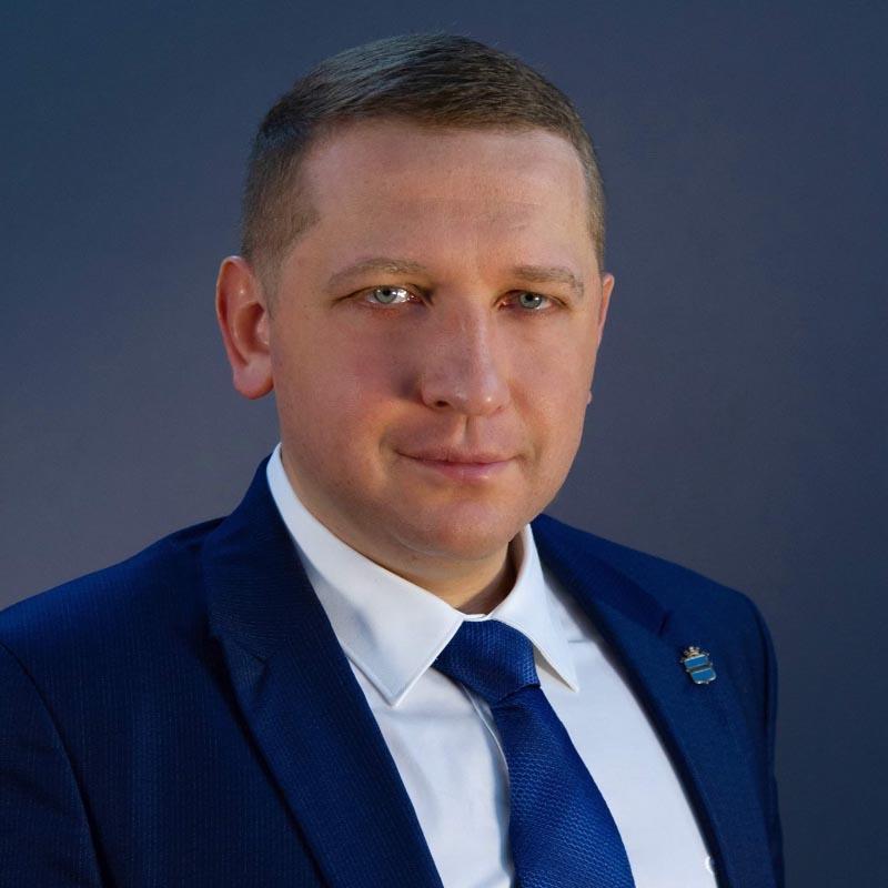 Міський голова Кременчука Віталій Малецький