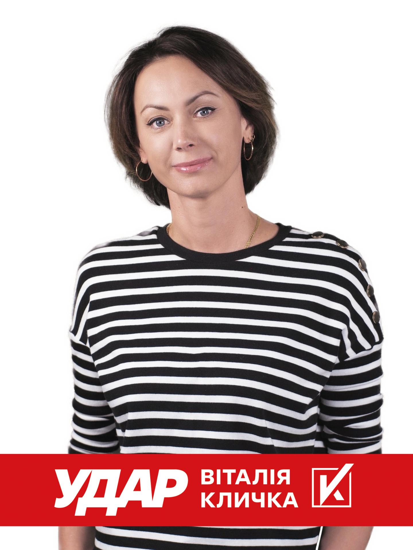 Безпала Світлана Вікторівна