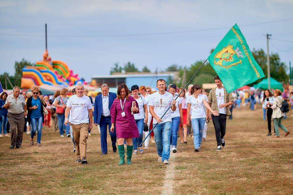 В Опішнянській громаді проводять власні фестивалі