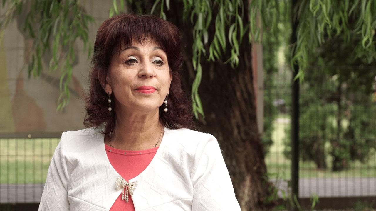 Майя Матвеєва — депутат міської ради з команди «Батьківщина»