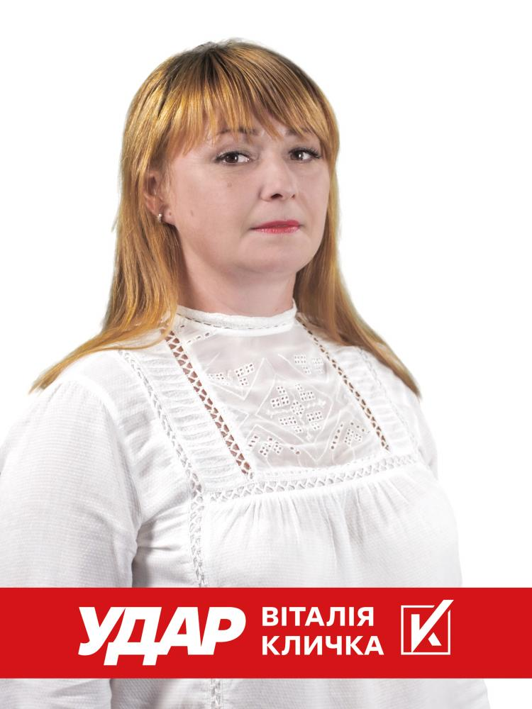 Гадяка Наталія Петрівна