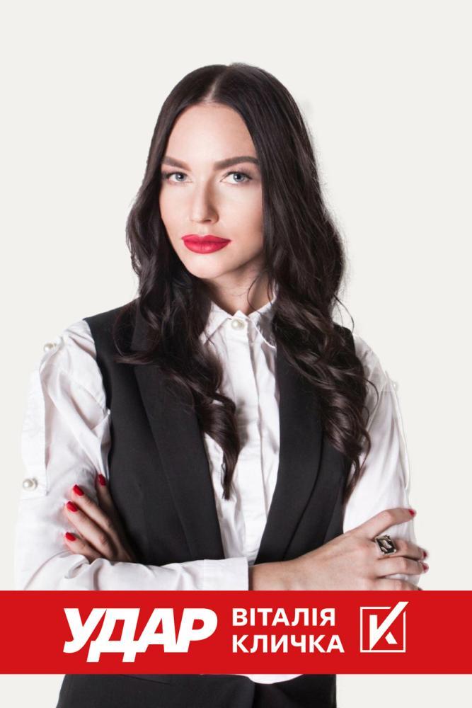 Шавкун Анжела Володимирівна