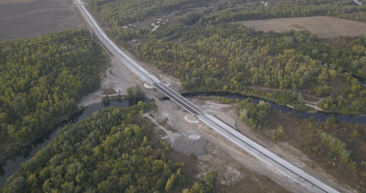 Будівництво об'їзної дороги Кобеляк триває