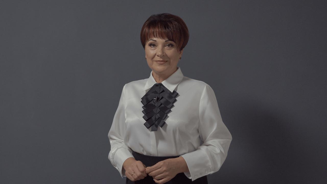 Кандидат на посаду Кобеляцького міського голови від партії «За Майбутнє» Таміла Шевченко