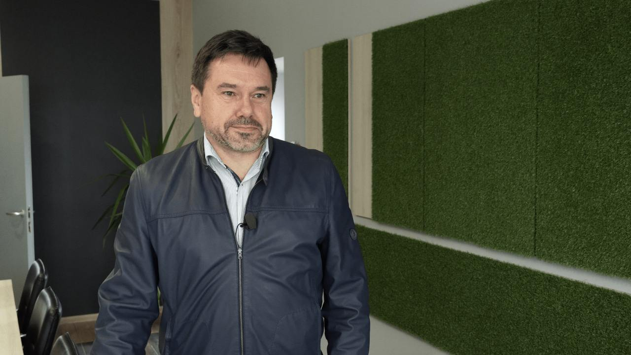 Кандидат у депутати в Полтавську обласну раду від партії «За Майбутнє» Олександр Ващенко