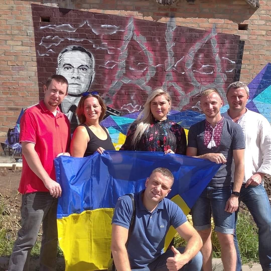 Анатолій Вертелецький (праворуч) | Фото з його сторінки у Facebook
