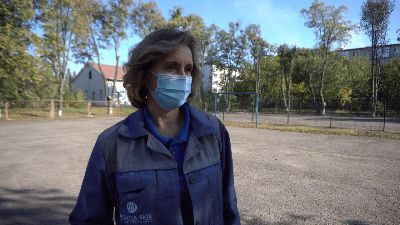 Фахівчиня із соціального партнерства Новооржицького цукрового заводу Тетяна Перхайло