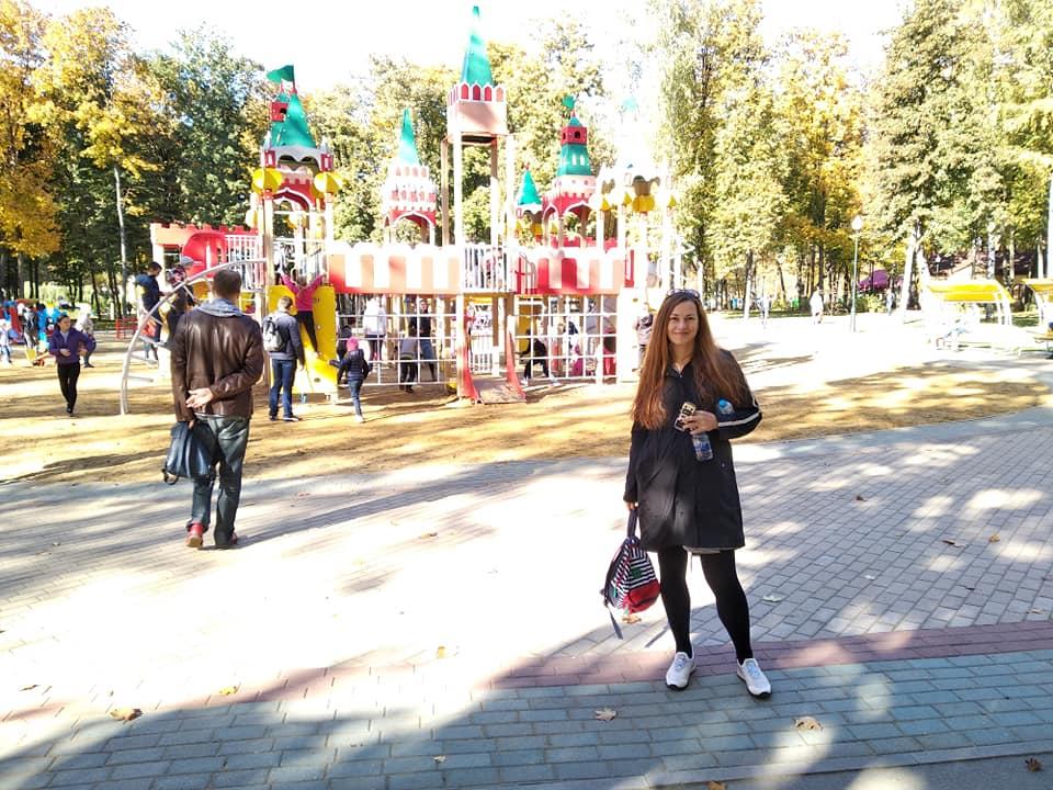 Ірина Вертелецька | Фото з особистої сторінки у Facebook