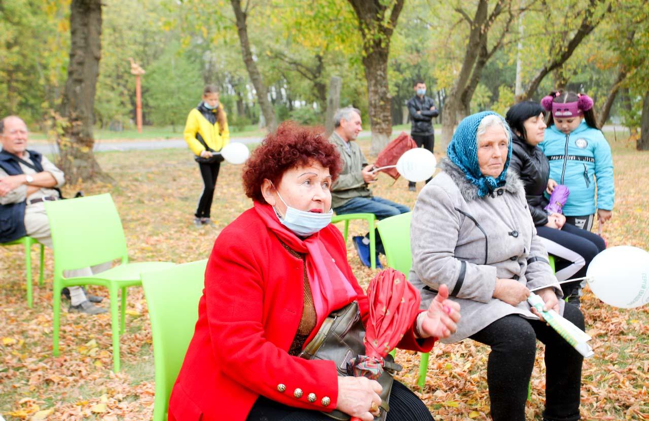 Ольга, жителька с. Макухівка