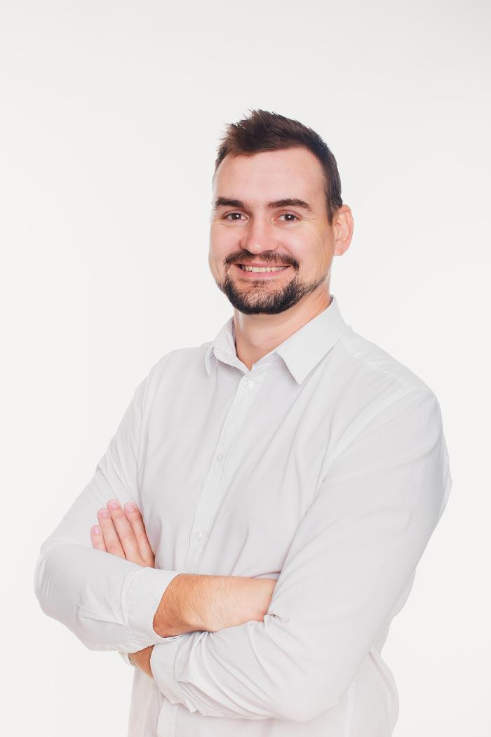 Павло Нагорний, велоактивіст, кандидат в депутати в Подільську райраду