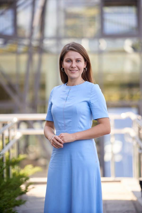 Марина Бардіна, народна депутатка України партії «Слуга Народу»