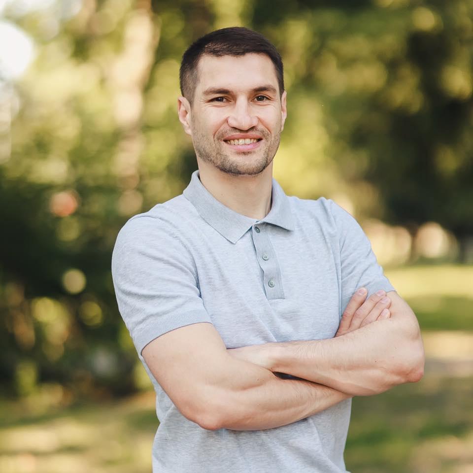 Антон Ярмолюк, кандидат в депутати Полтавської міськради від «Слуги Народу»