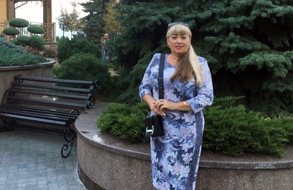 Голова правління кооперативу «Колосок» Тетяна Хоменко