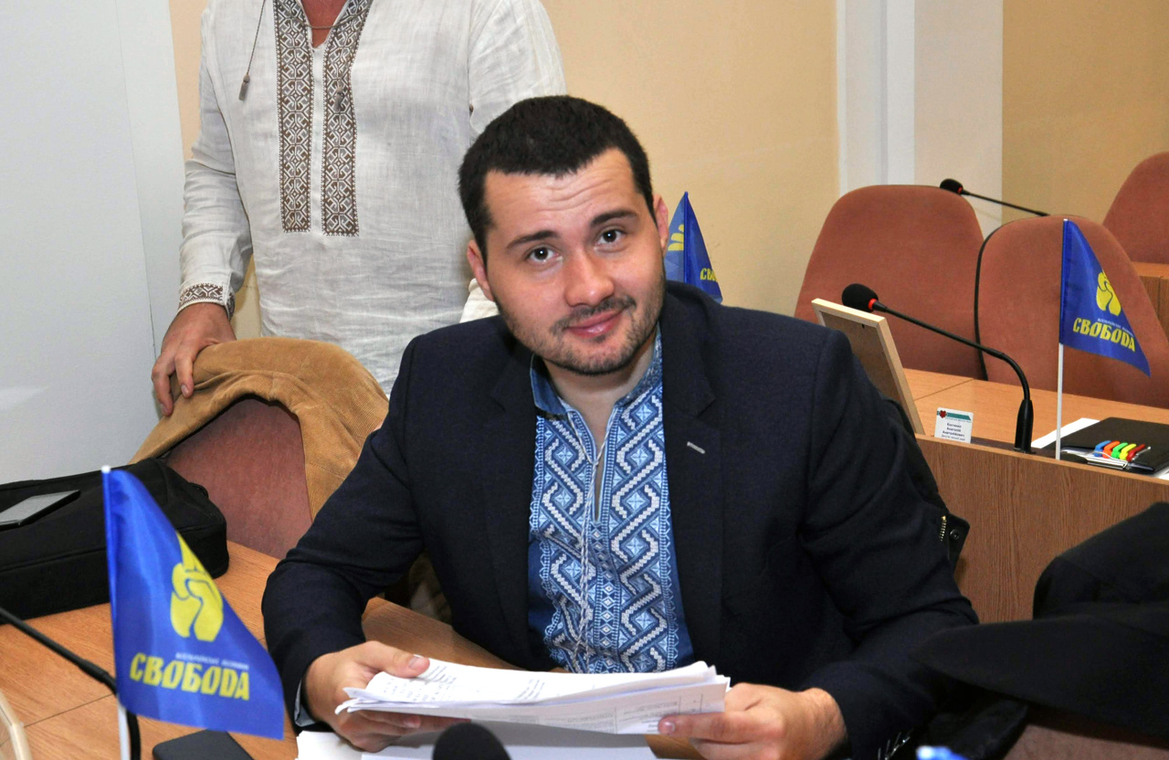 Вадим Ямщиков — кандидат у депутати Полтавської міської ради