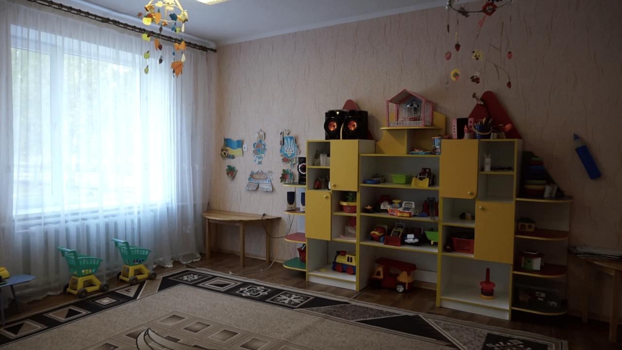 Дитячий садок у селі Шамраївка