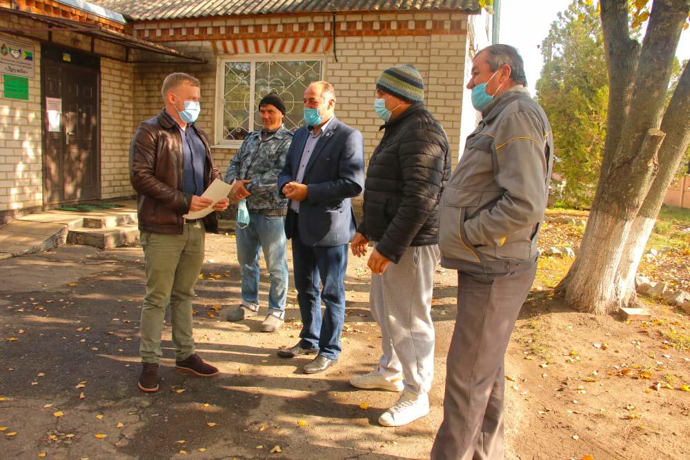 ДТЕК Нафтогаз передав самоскид Мачухівській громаді