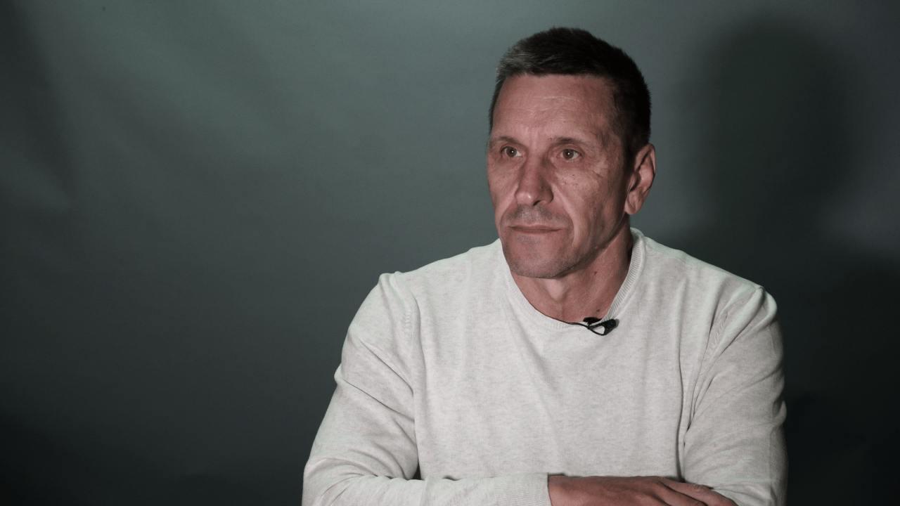 Кандидат на посаду голови Решетилівської об'єднаної громади від партії «За Майбутнє» Петро Кошовий
