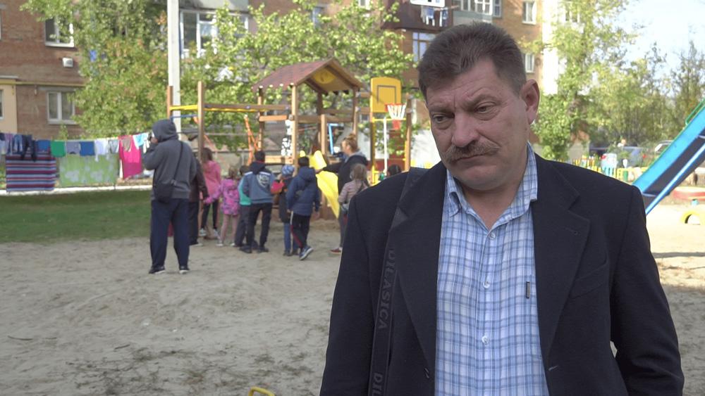 Депутат Полтавської районної ради Віталій Турпітько