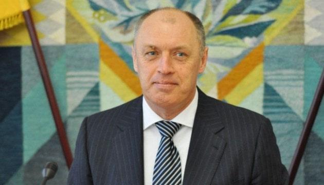 Кандидат на посаду міського голови Полтави від партії За Майбутнє Олександр Мамай