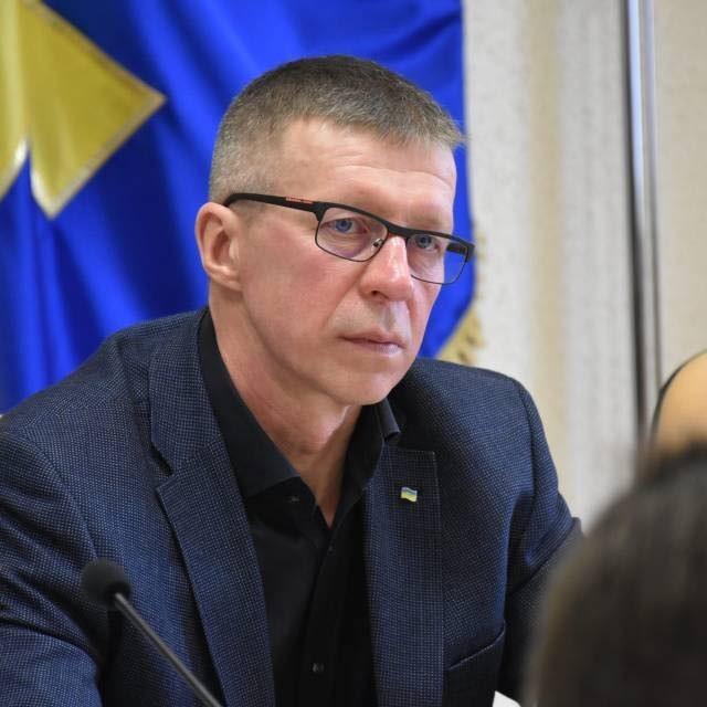 Кандидат у депутати до Полтавської облради «За Майбутнє» Геннадій Коваленко