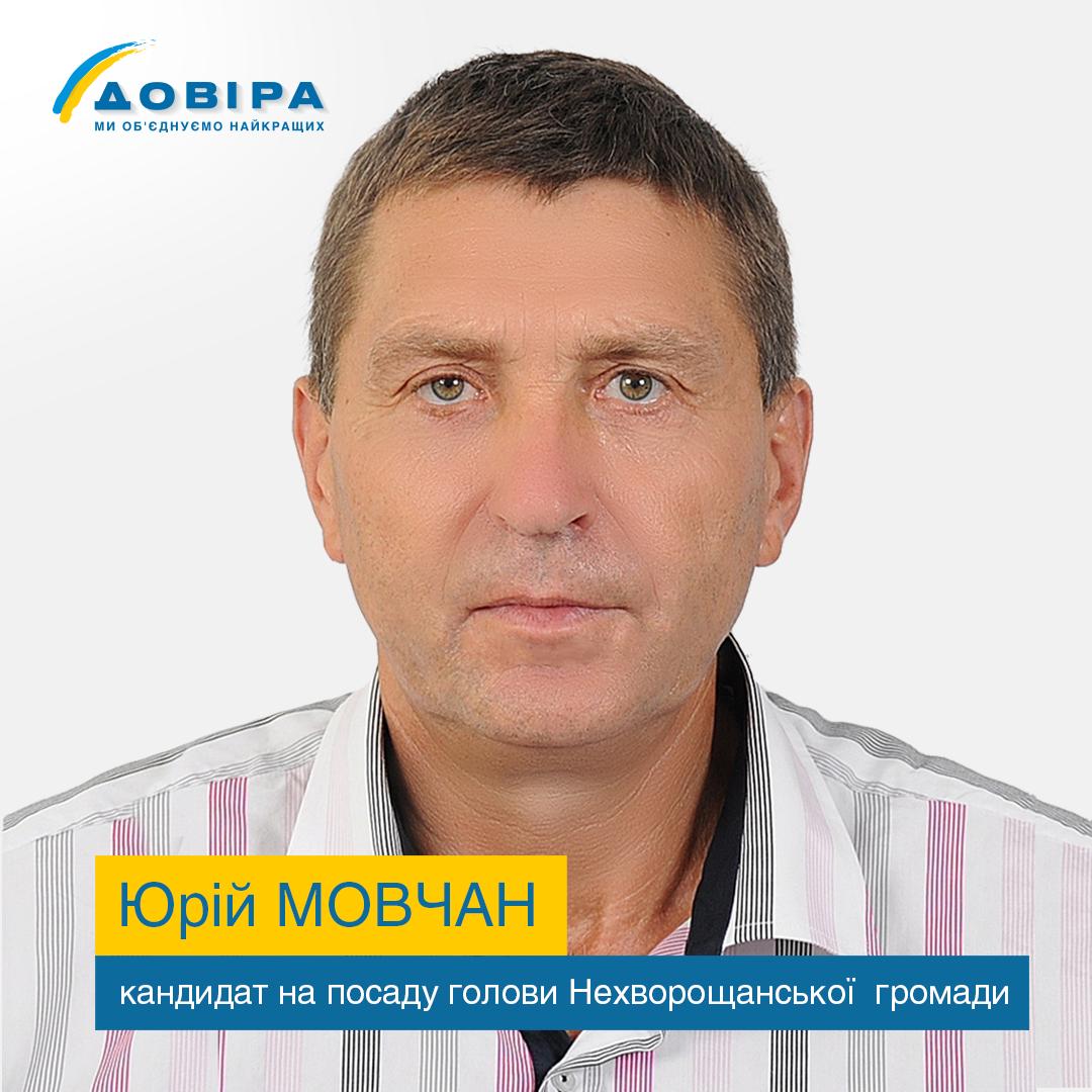 Юрій Мовчан