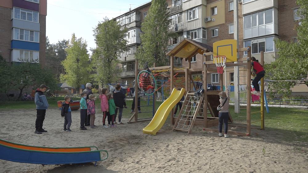 Дітлахам Копилів до вподоби нова територія для відпочинку