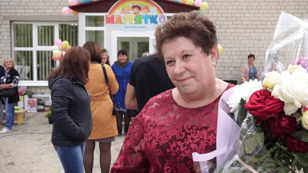 Голова Святилівської сільської ради Валентина Любимова
