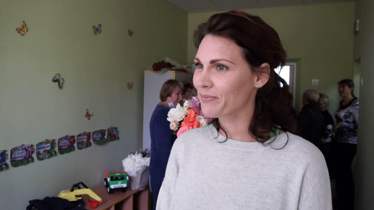 Мама вихованця дитсадку «Малятко» Аміра Табари Олена Коханевич