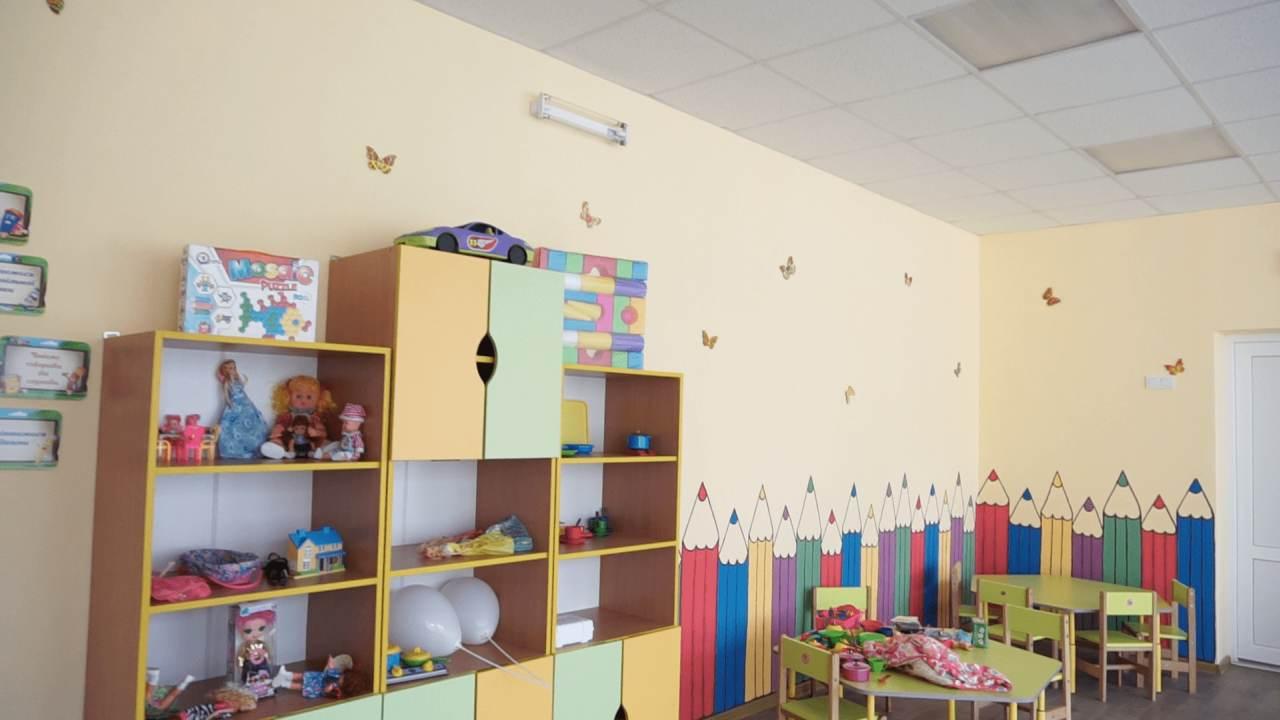 ТОВ «Полтавазернопродукт» закупило меблі для дитсадку «Малятко»
