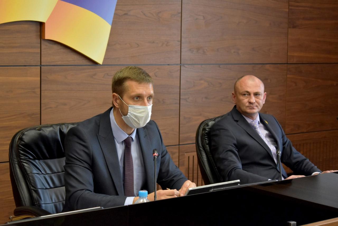 Євген Греков та Костянтин Касай