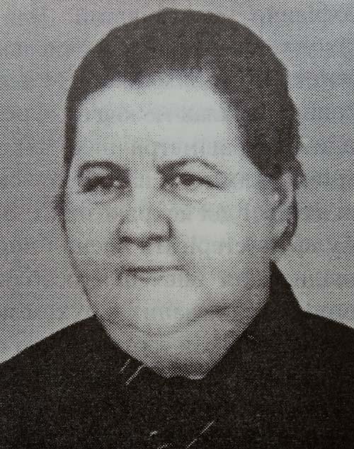 Зінаїди Аксентьєвої