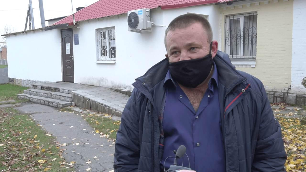 Депутат Заворсклянської сільської ради Олег Пунтус