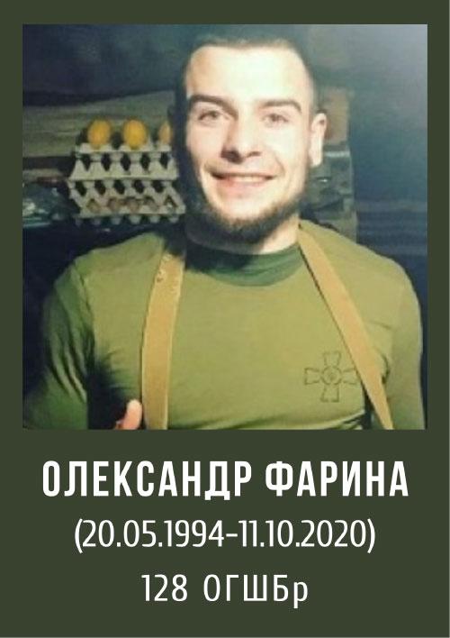 Олександр Фарина