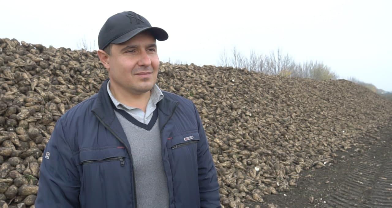 Директор ВП «Зоря» «Астарти Прихоролля» Віктор Колісніченко