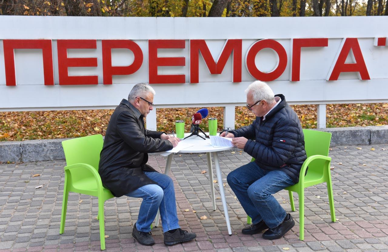 Юрій Бублик та Сергій Іващенко підписали меморандум про співпрацю